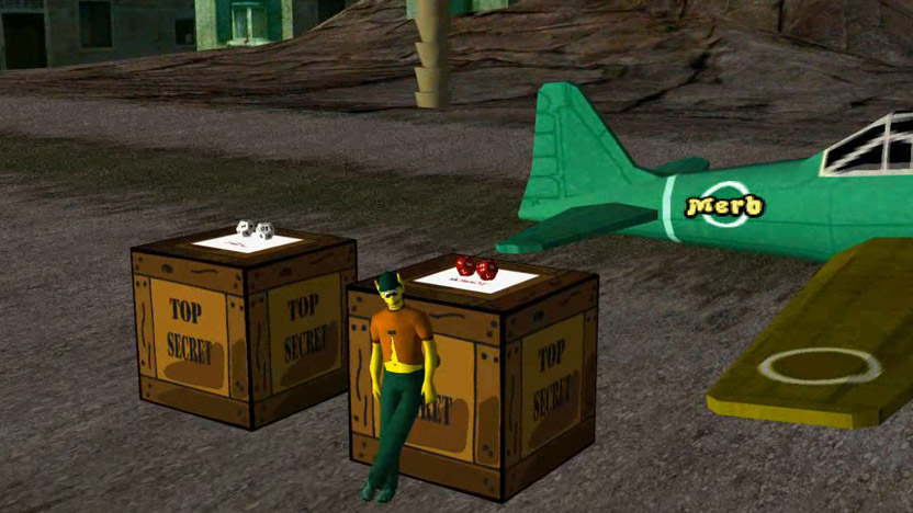 Screenshot from Educational Game 3d Animation
